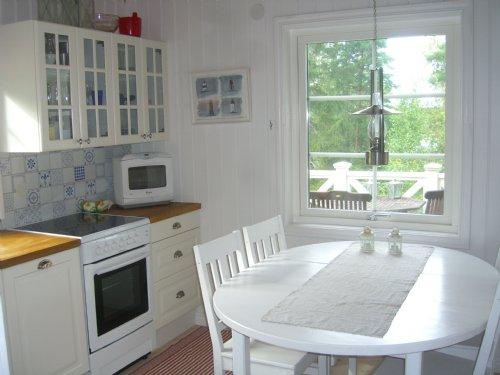 Ett Litet Kok Stockholm : litet kok i sommarstuga  Sommarhuset Ett inredningsalbum po