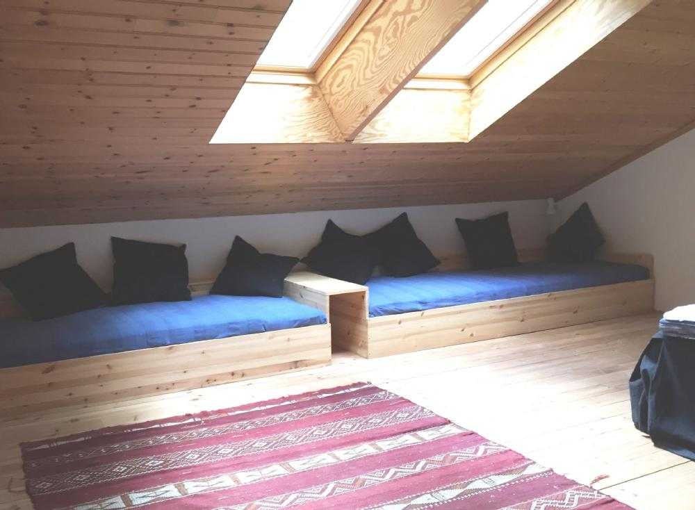 Sovloft/ Sleeping loft