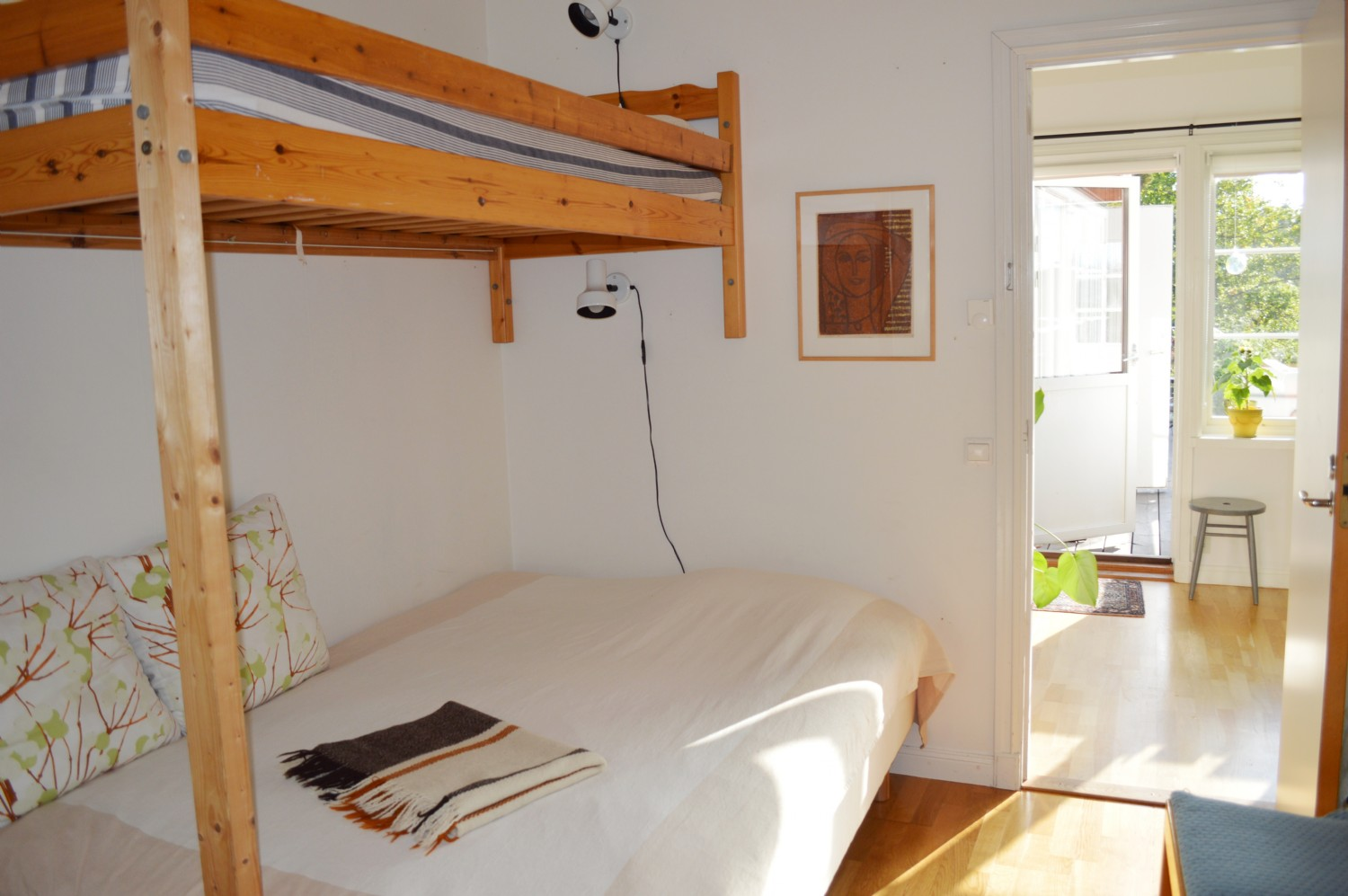 Sovrum 2/ Bed room 2