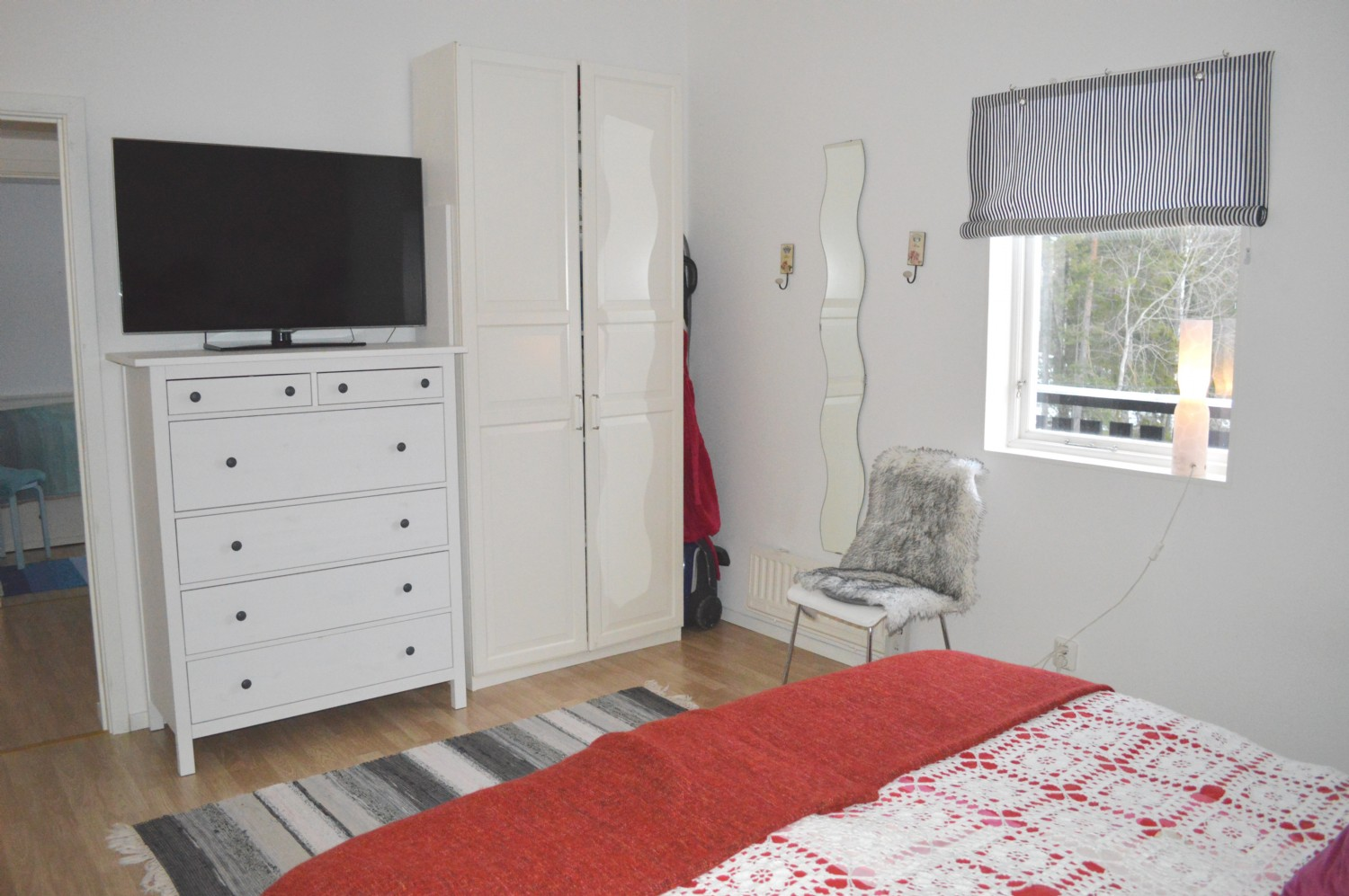 Sovrum 1/ Bed room 1