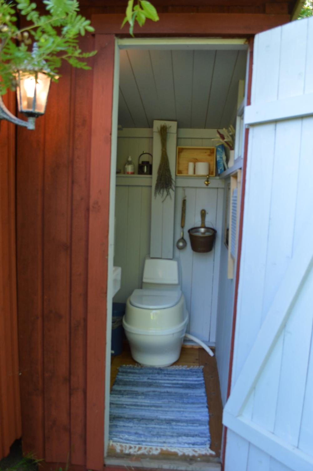 Biotoa separett/ Outdoor privy
